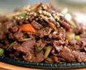 Korean Food Cooking Demo - Bulgogi