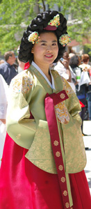 Korean - Hanbok