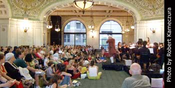 Classics for Kids at Chicago Cultural Center